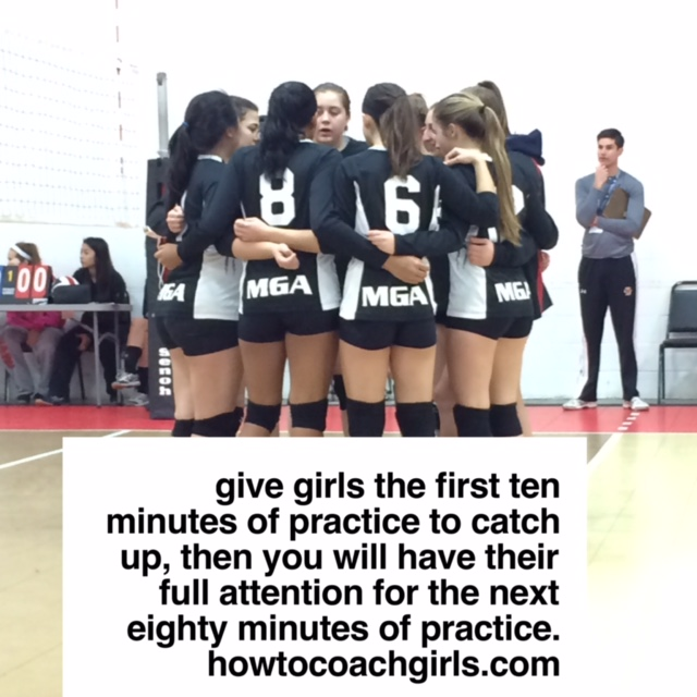 What Are the Differences Coaching Girls versus Boys?