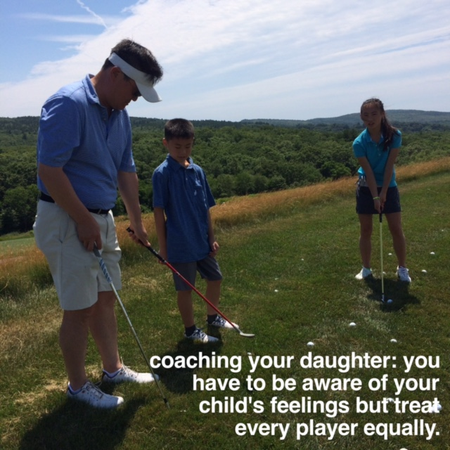 Coaching Your Daughter