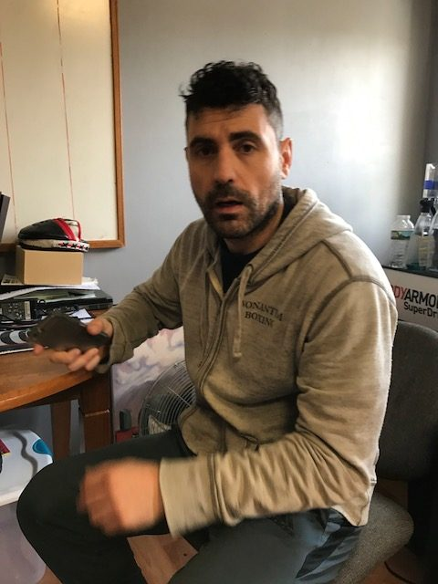 Interview: Marc Gargaro, Nonantum Boxing Club