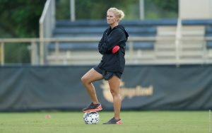 Sarah Dacey Soccer