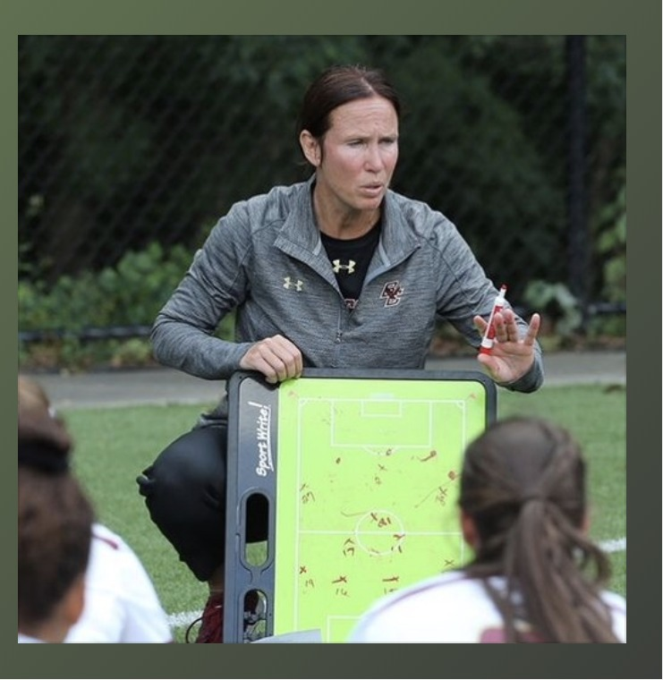 Alison Foley How To Coach Girls