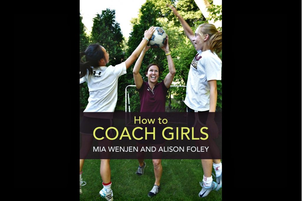Plymouth's Alison Foley puts coaching philosophies into 'How to Coach Girls'