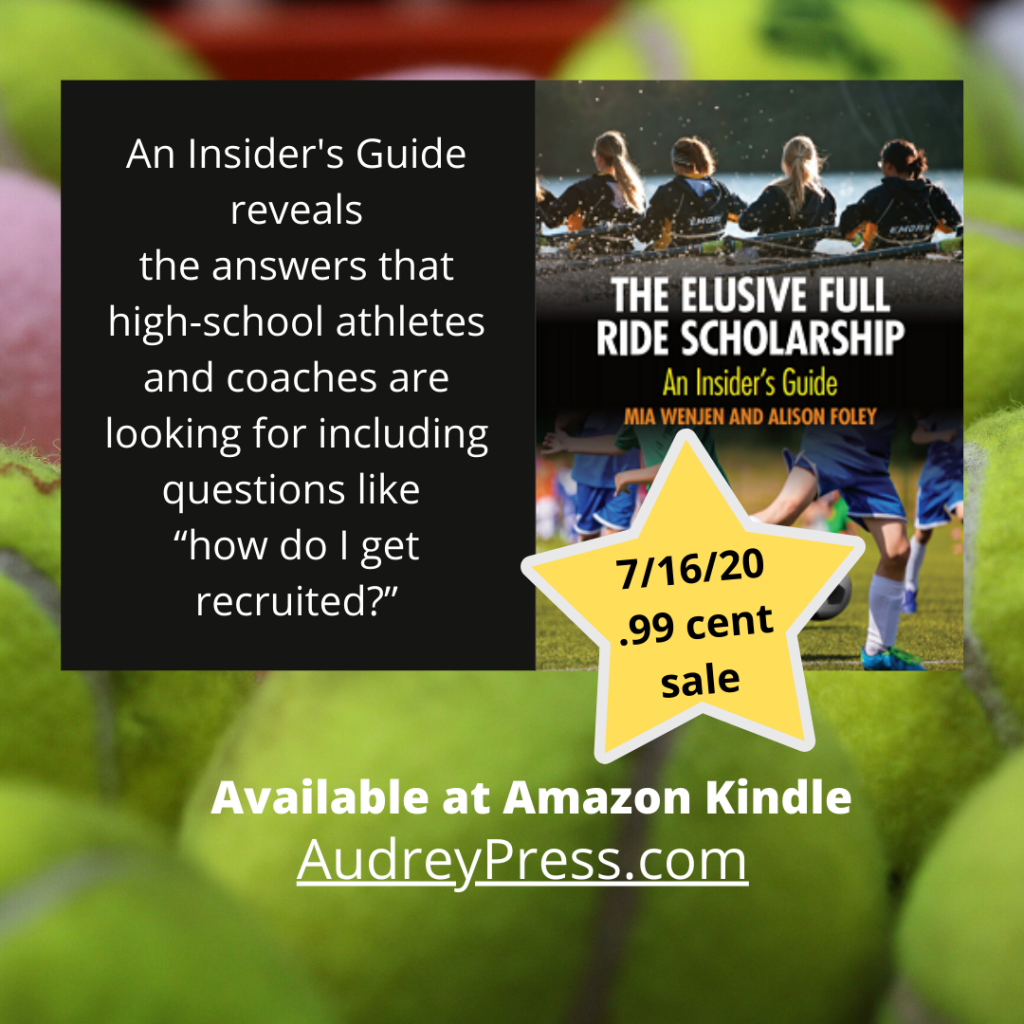 The Elusive Full Ride Scholarship ebook sale