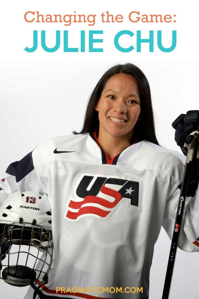 Changing the Game: Julie Chu