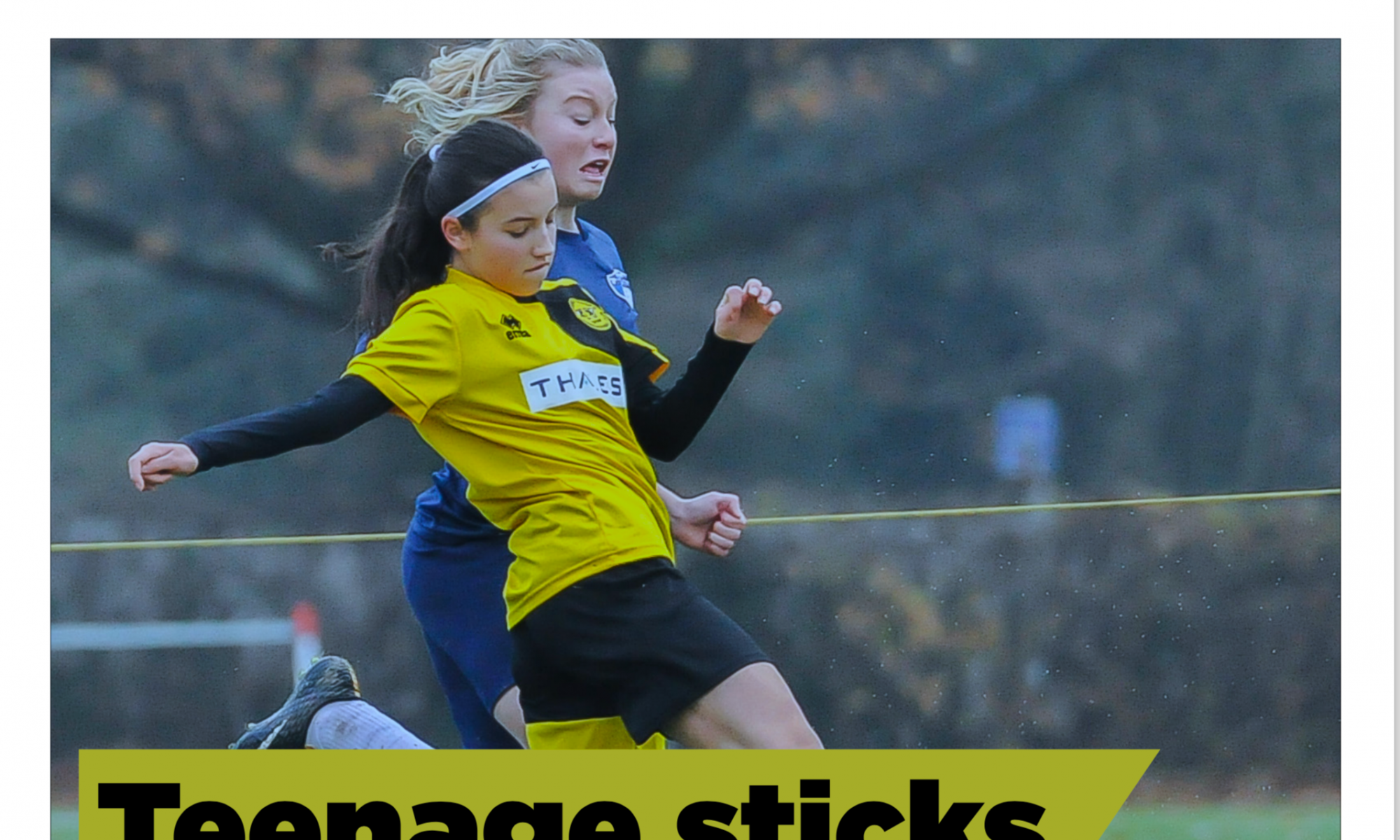 How To Coach Girls Alison Foley in Soccer Coach Weekly